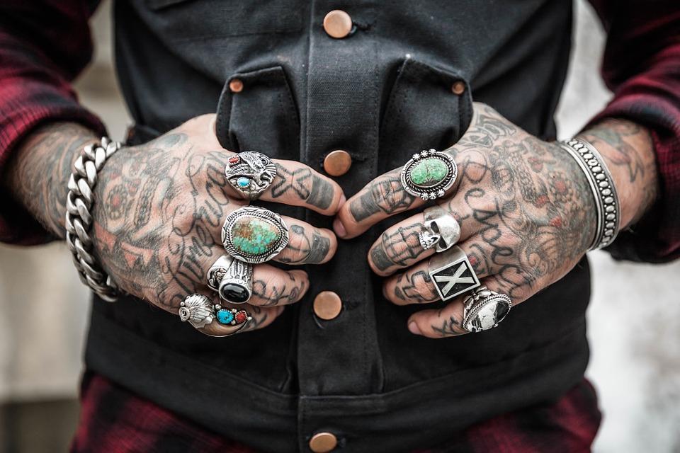 Meeste sõrmused