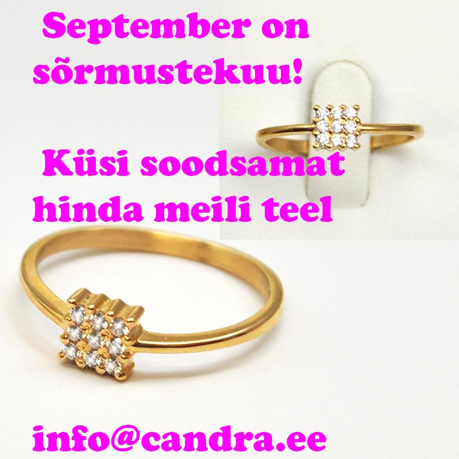 Naiste sõrmused